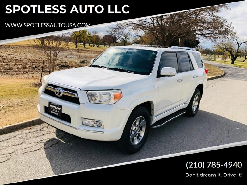 2013 Toyota 4Runner 2WD image