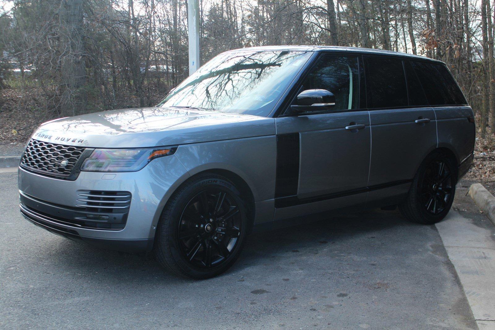 2020 Land Rover Range Rover HSE Hybrid image