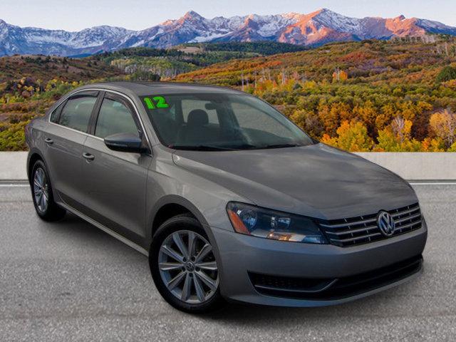 2012 Volkswagen Passat TDI SE image