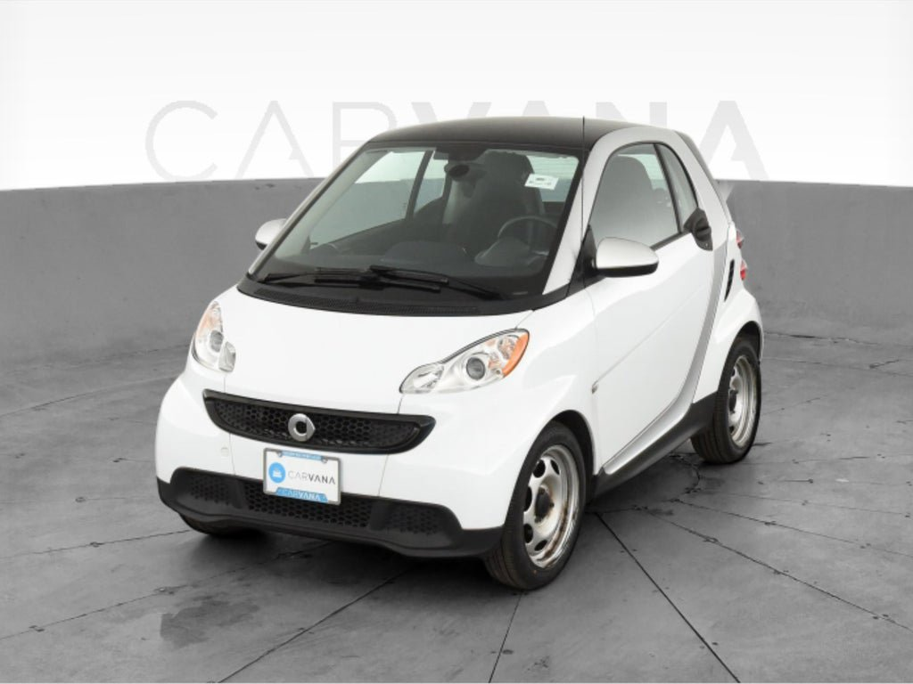 2014 smart fortwo Coupe image