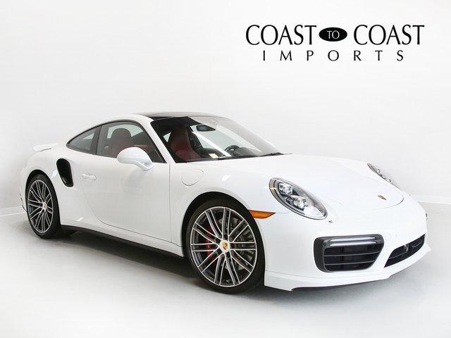 2017 Porsche 911 Turbo image