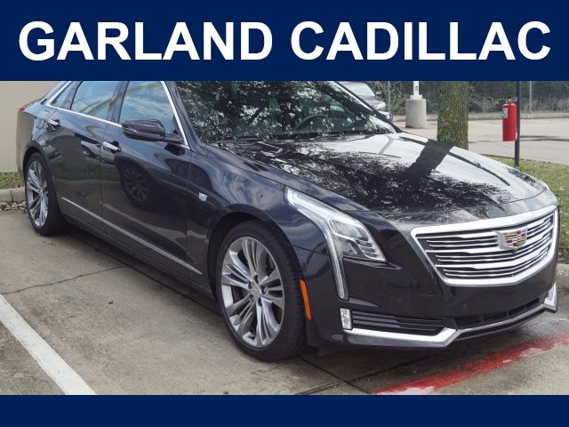 2016 Cadillac CT6 3.0T Platinum AWD image