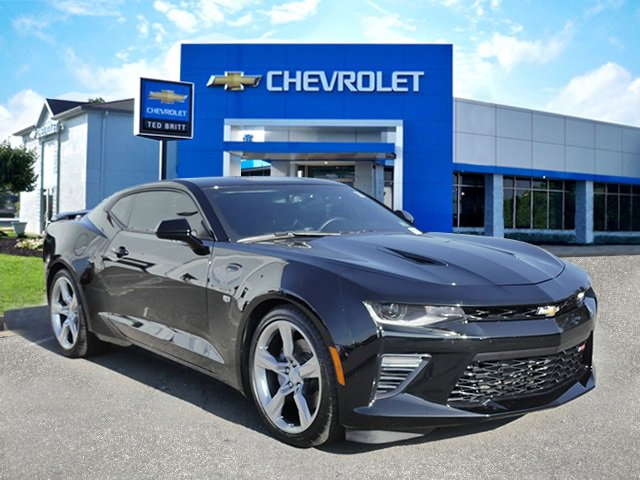 2018 Chevrolet Camaro SS Coupe w/ 2SS image