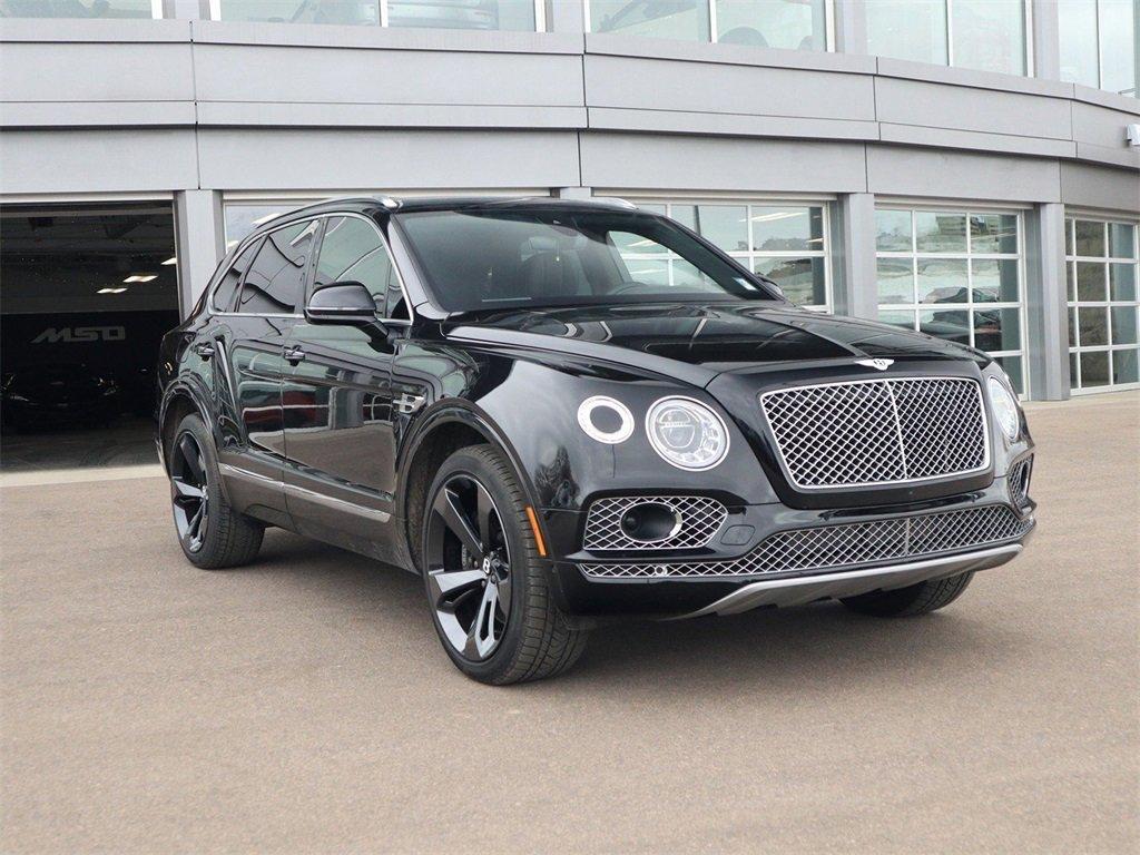 2018 Bentley Bentayga  image