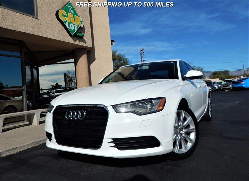 2014 Audi A6 2.0T Premium quattro image
