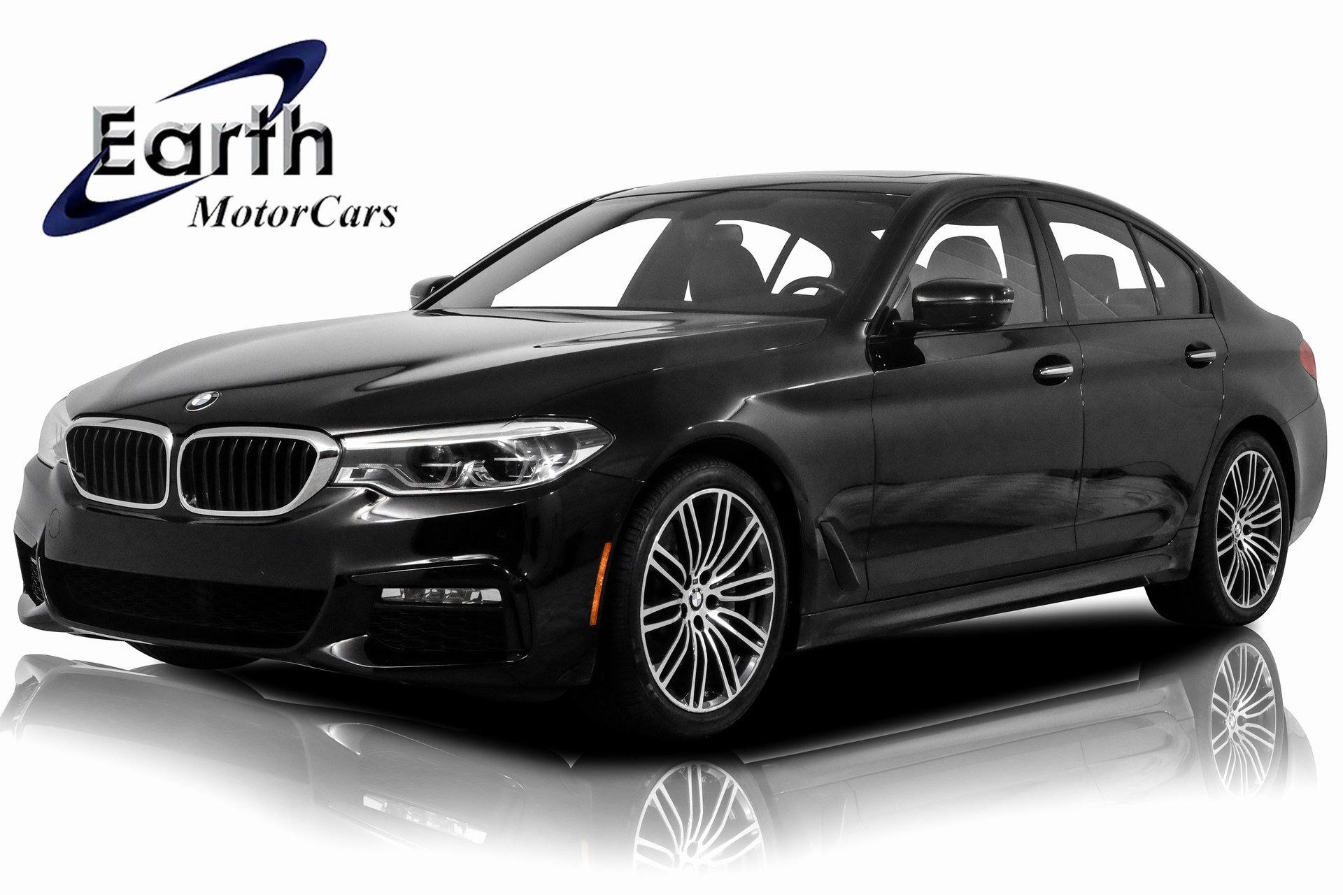 2017 BMW 540i  image