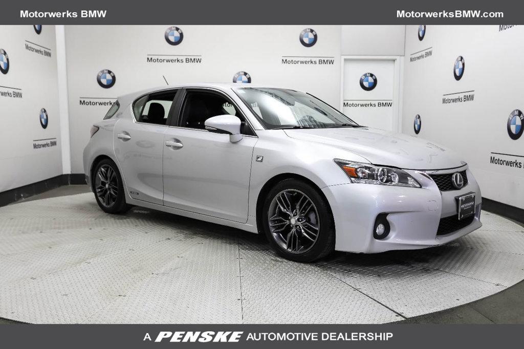 Lexus CT 200h Under 500 Dollars Down