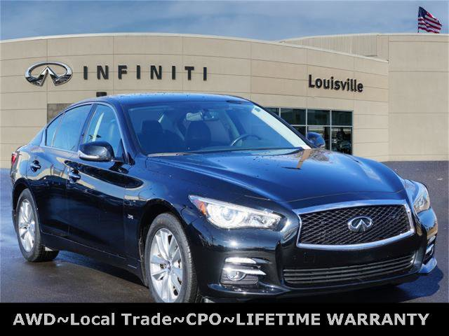 2017 INFINITI Q50 2.0t AWD w/ MOONROOF PACKAGE image