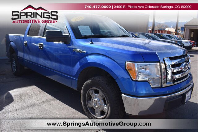2010 Ford F150 2WD SuperCrew image