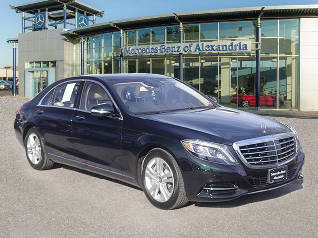 2017 Mercedes-Benz S 550 4MATIC Sedan image