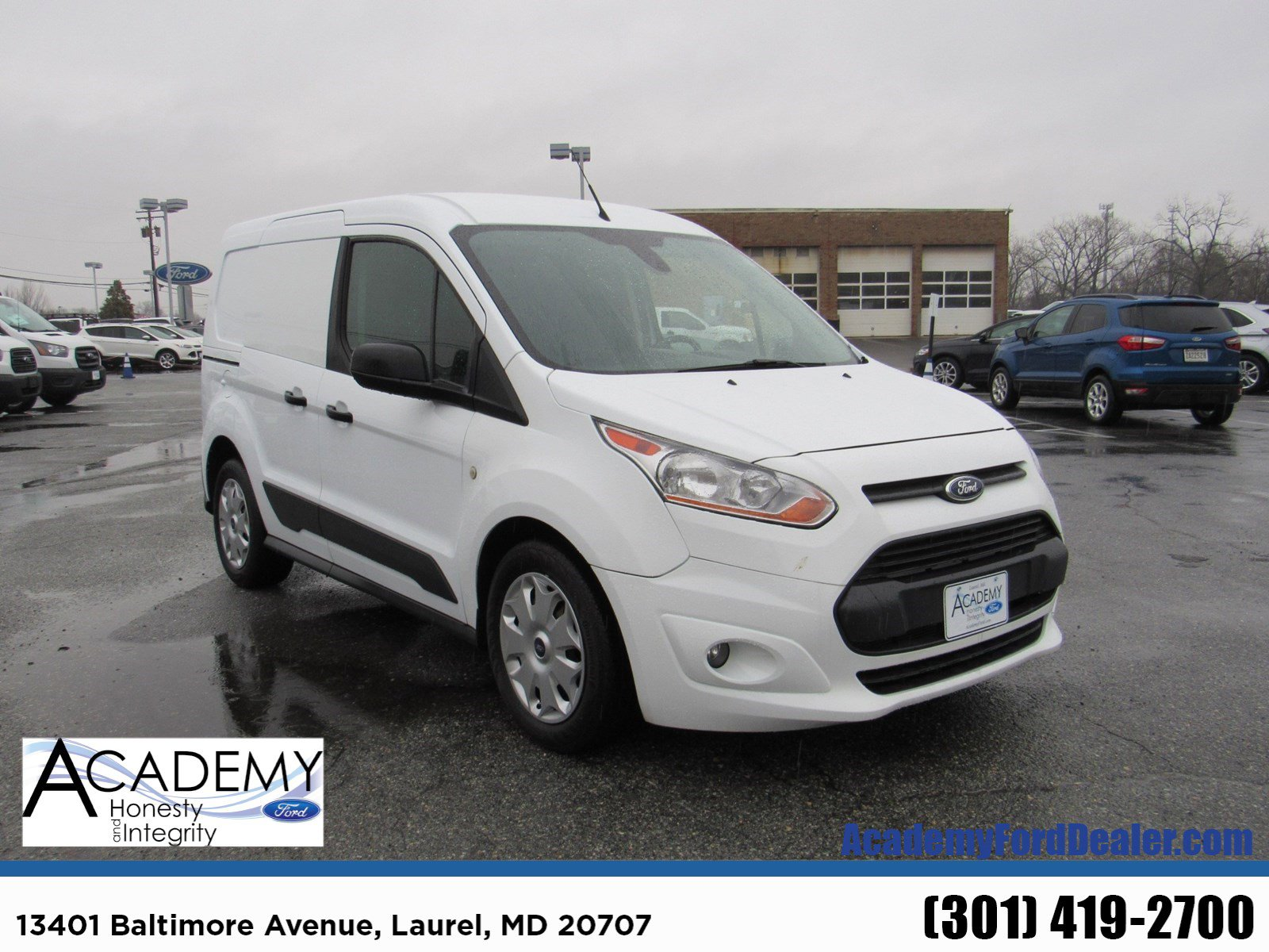2016 Ford Transit Connect XLT image