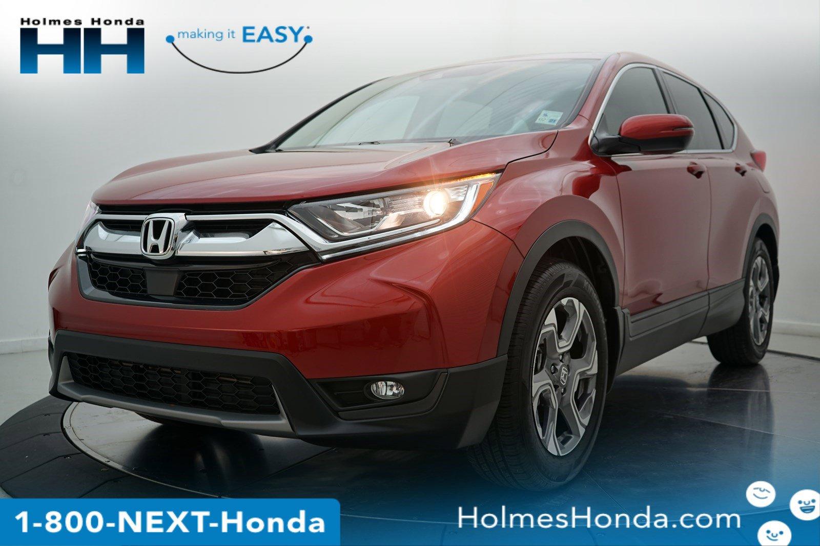 2019 Honda CR-V FWD EX image