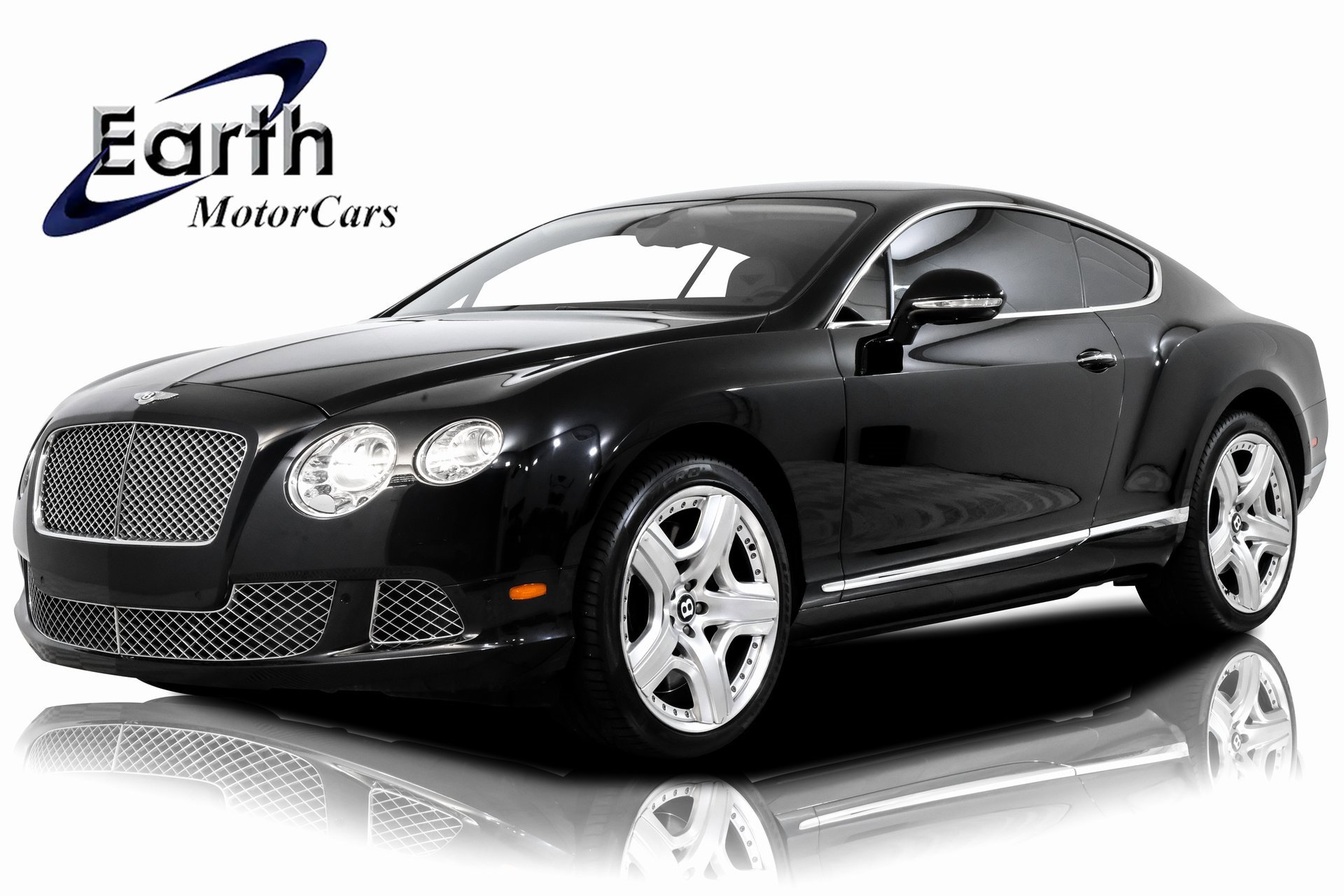 2012 Bentley Continental GT Coupe image