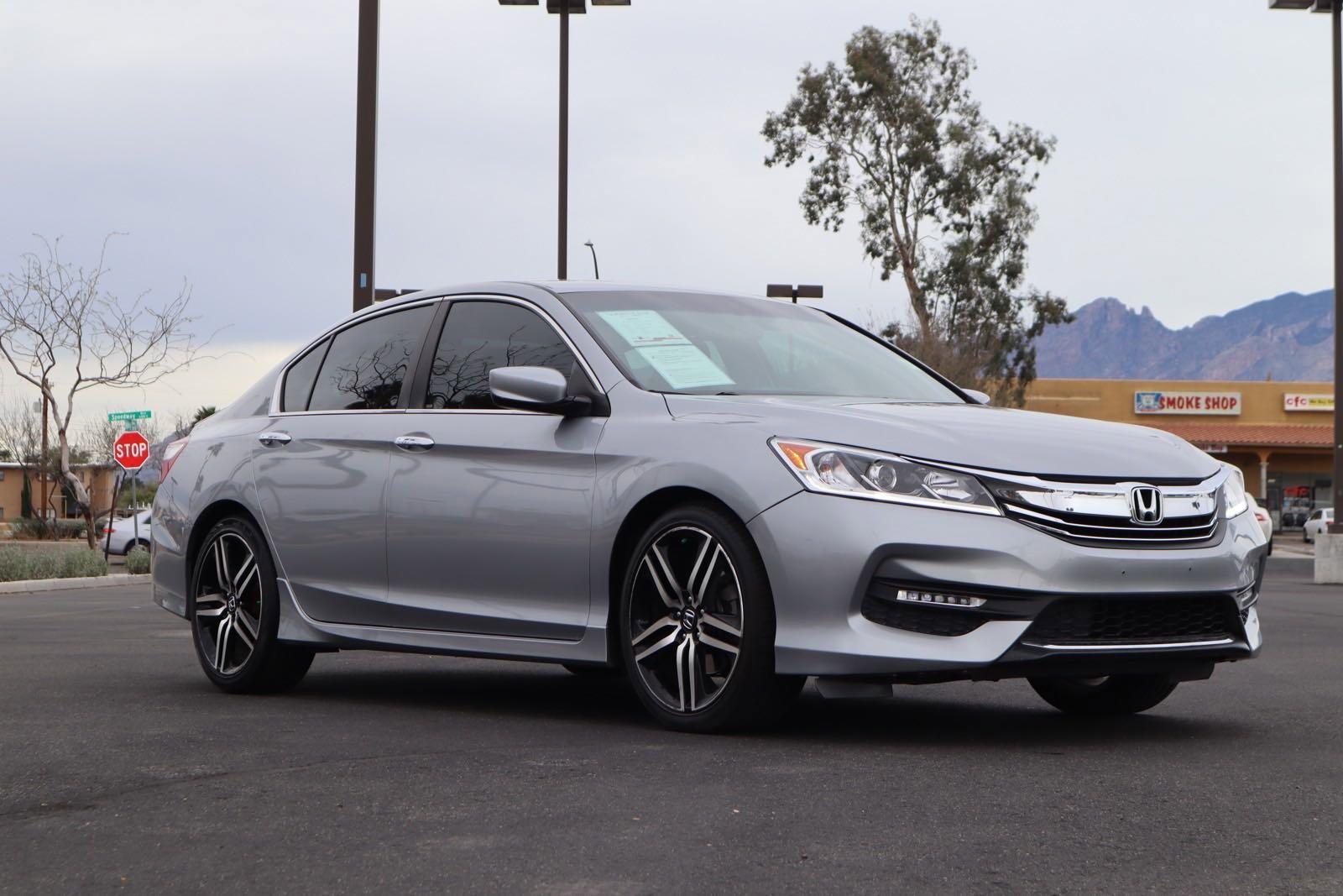2016 Honda Accord Sport Sedan image