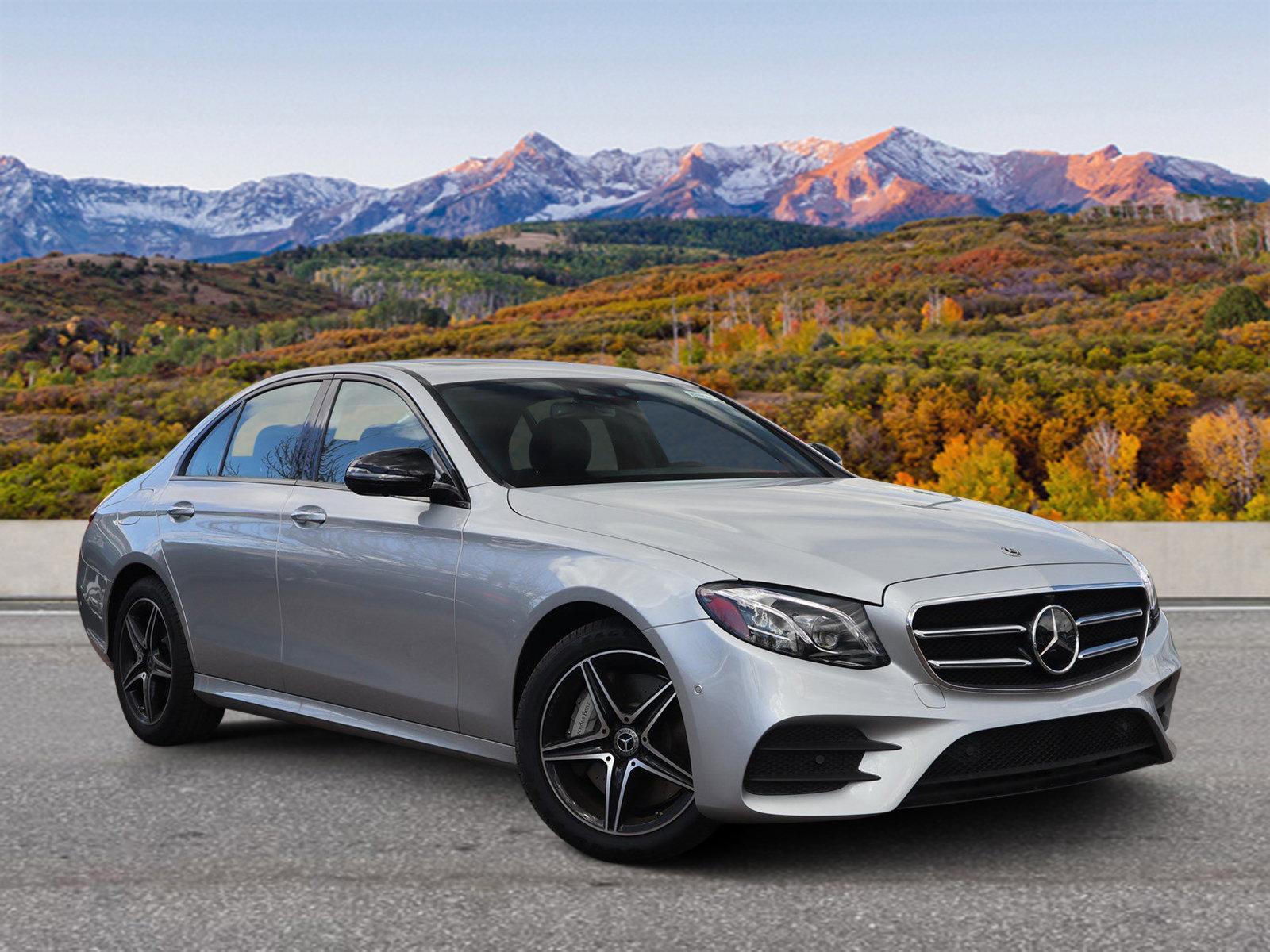 2019 Mercedes-Benz E 300 4MATIC image