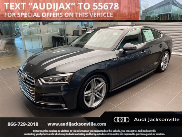 2019 Audi A5 2.0T Premium Plus Sportback image