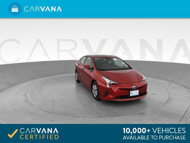 2017 Toyota Prius Four image