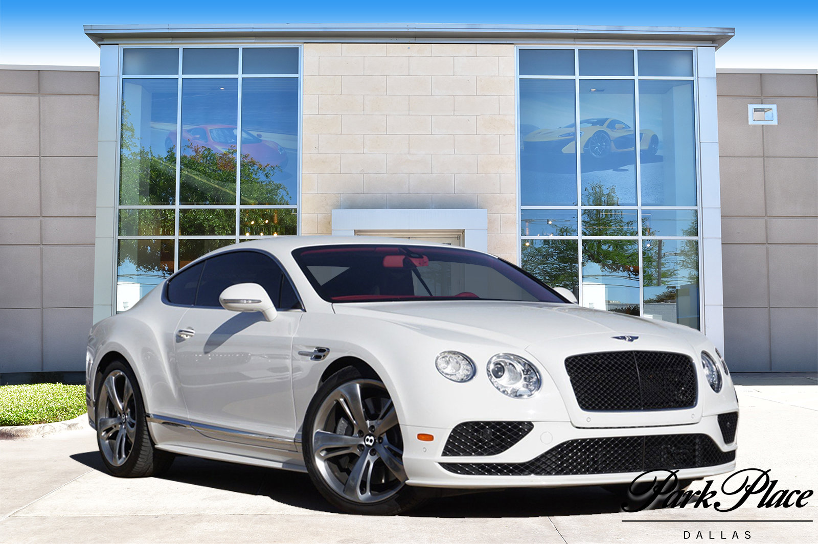 2016 Bentley Continental GT Speed Coupe image