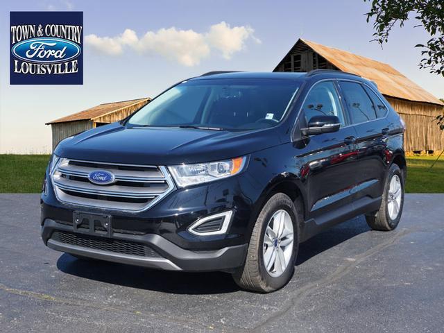 2017 Ford Edge AWD SEL image