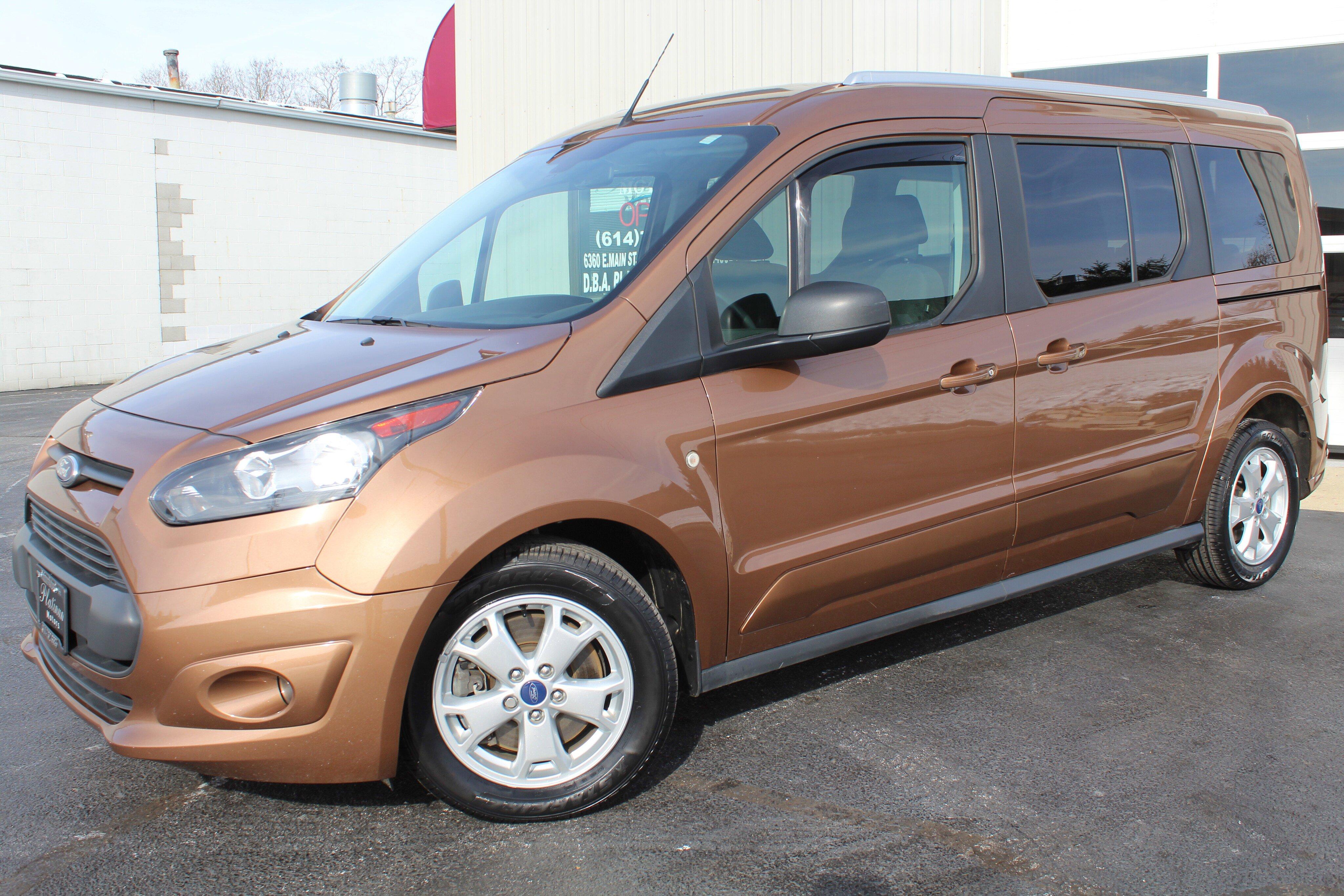 2014 Ford Transit Connect XLT Long Wheel Base Wagon image