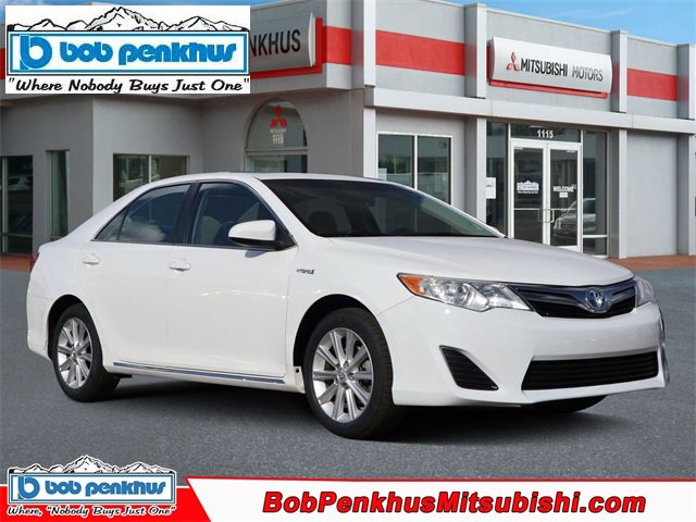 2014 Toyota Camry XLE image
