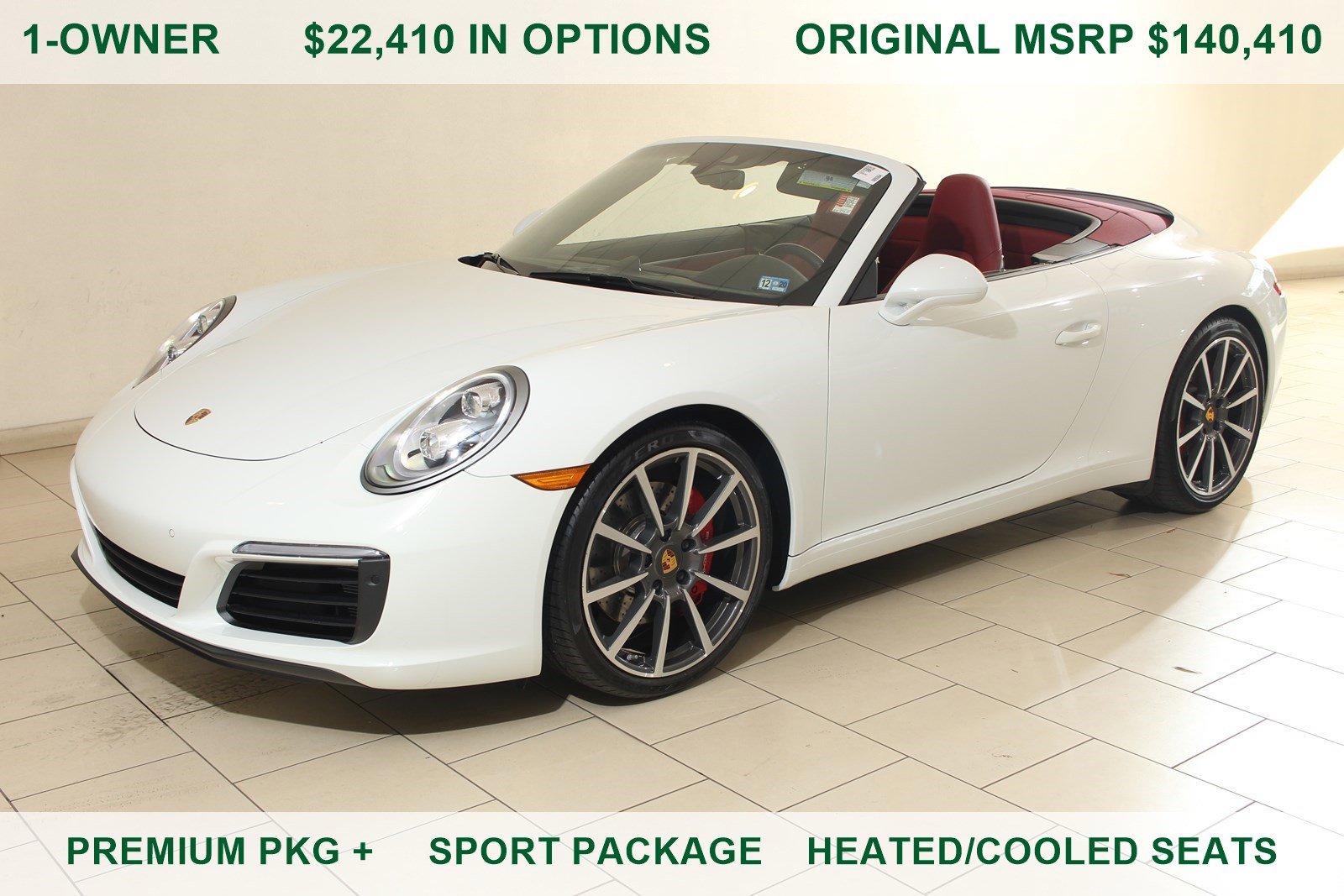 2018 Porsche 911 Carrera 4 GTS image