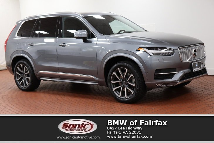 2017 Volvo XC90 AWD T6 Inscription image