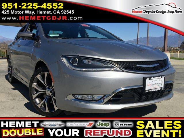2016 Chrysler 200 C image