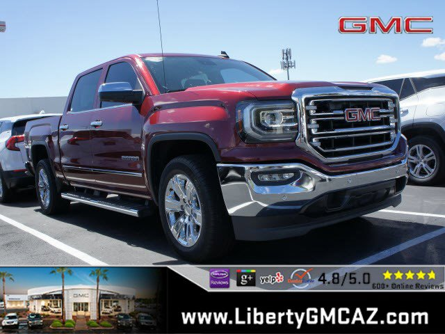 2017 GMC Sierra 1500 SLT image