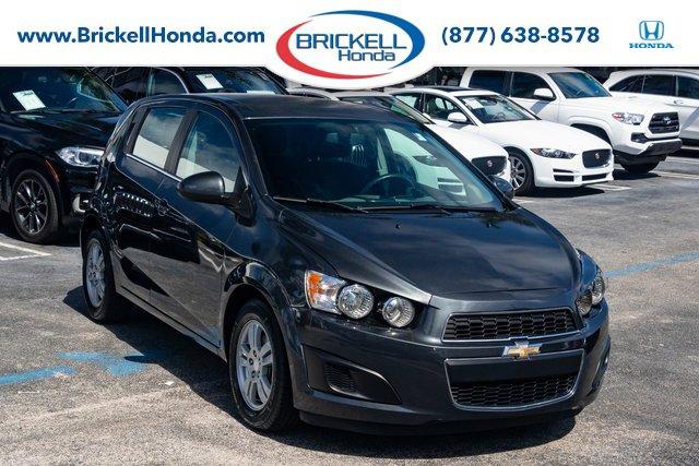 2016 Chevrolet Sonic LT Hatchback image