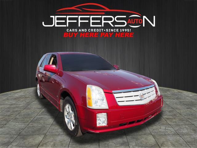 2006 Cadillac SRX  image