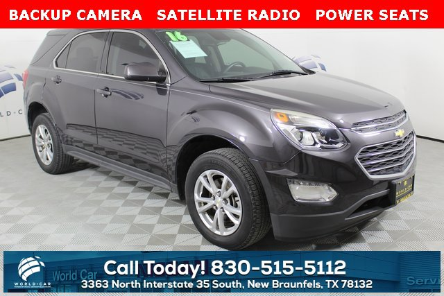 2016 Chevrolet Equinox FWD LT w/ Convenience Package image