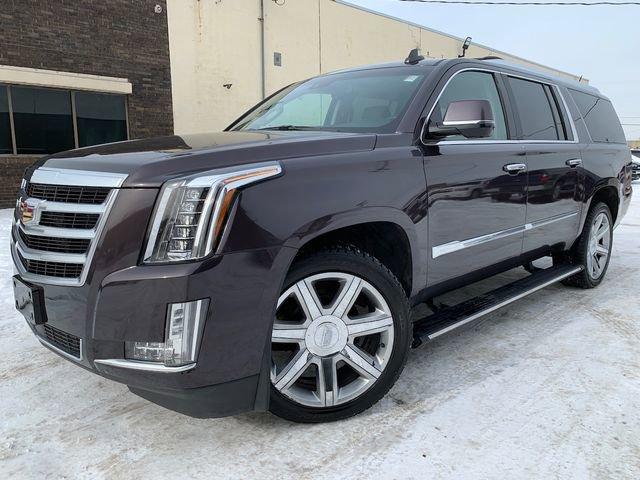 2015 Cadillac Escalade ESV 4WD Premium image