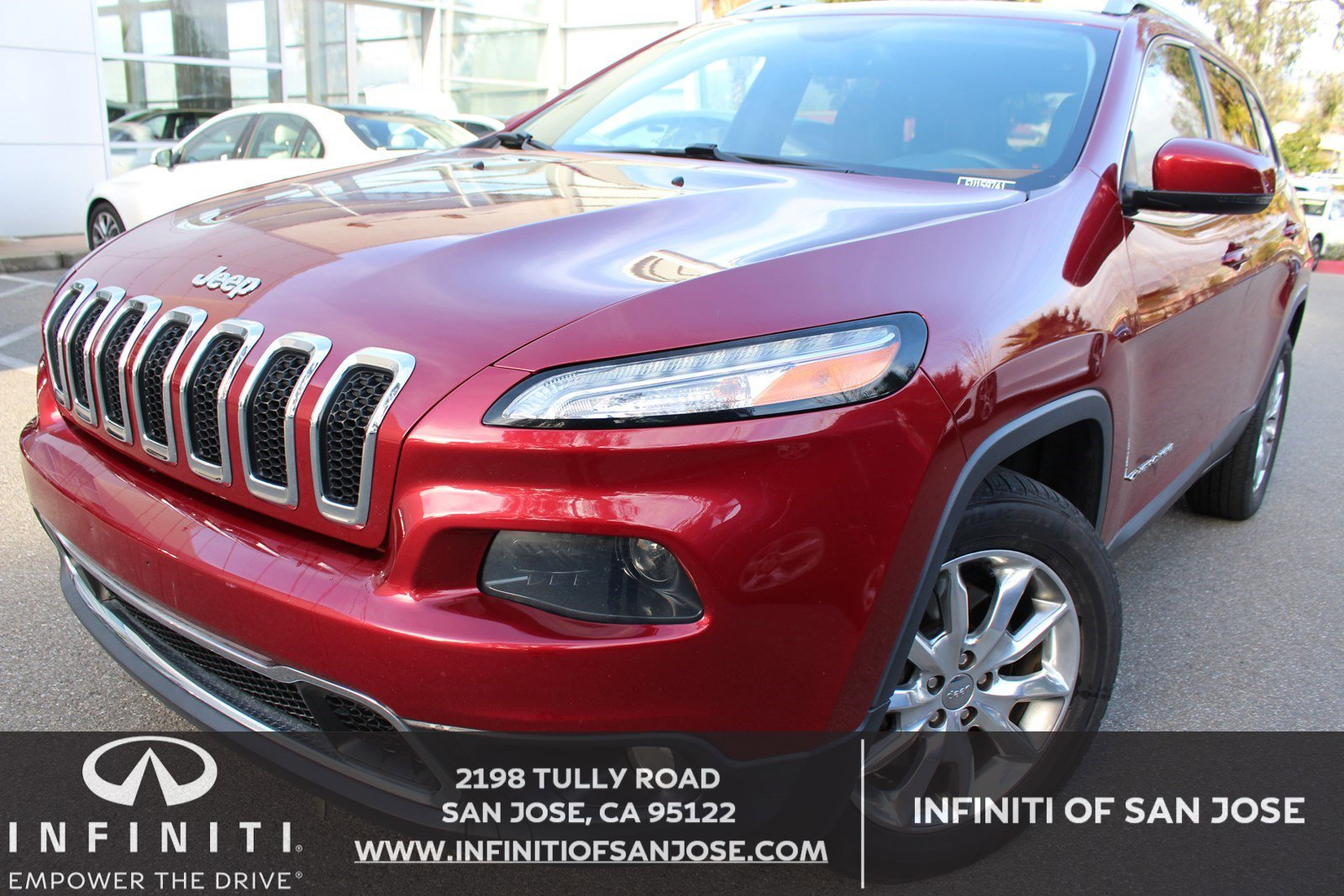 2014 Jeep Cherokee Limited image