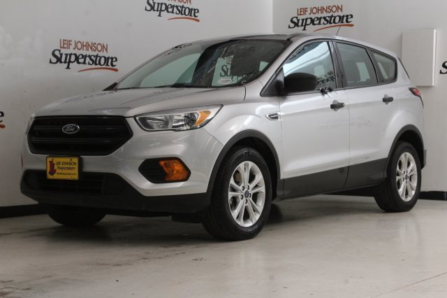 2017 Ford Escape FWD S image
