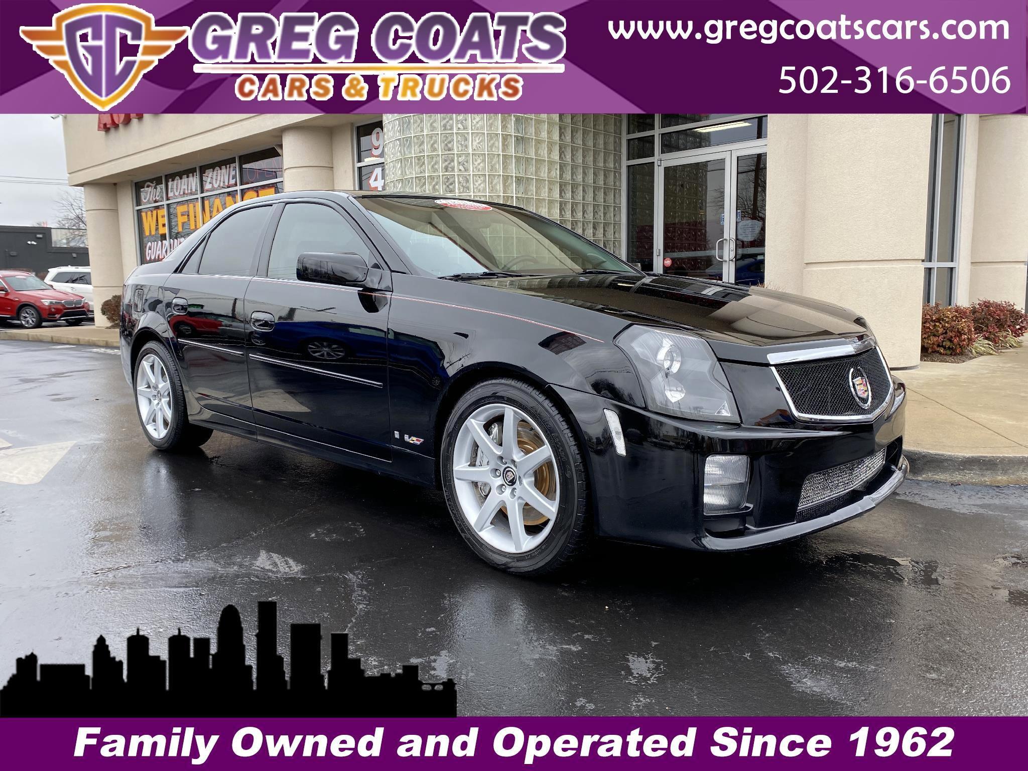 2006 Cadillac CTS V Sedan image