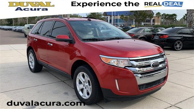 2011 Ford Edge 2WD SEL image
