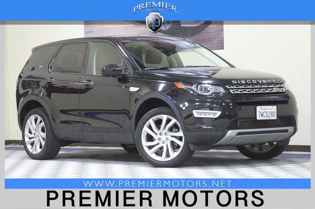 2016 Land Rover Discovery Sport HSE Luxury image
