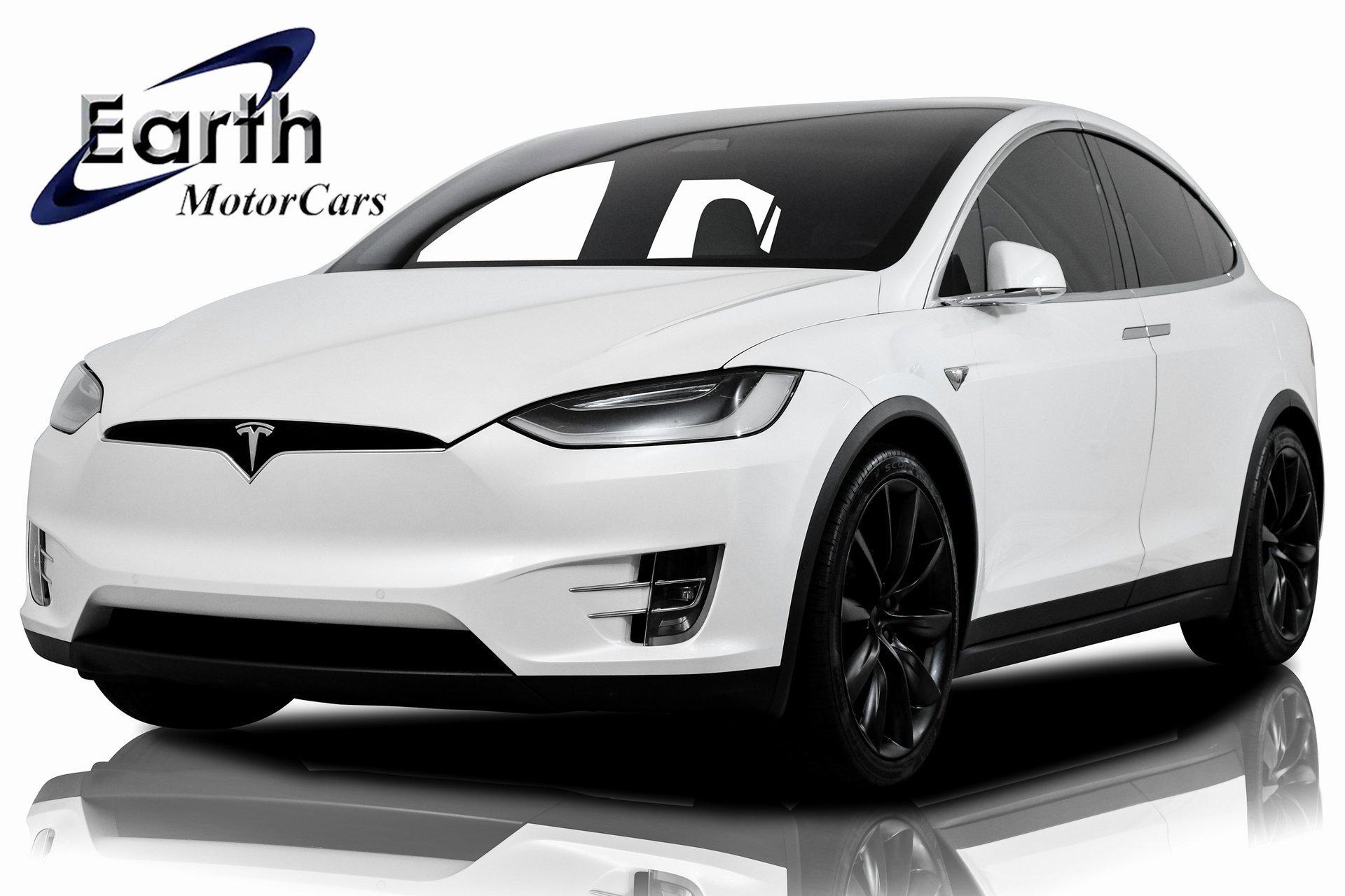2017 Tesla Model X P100D image
