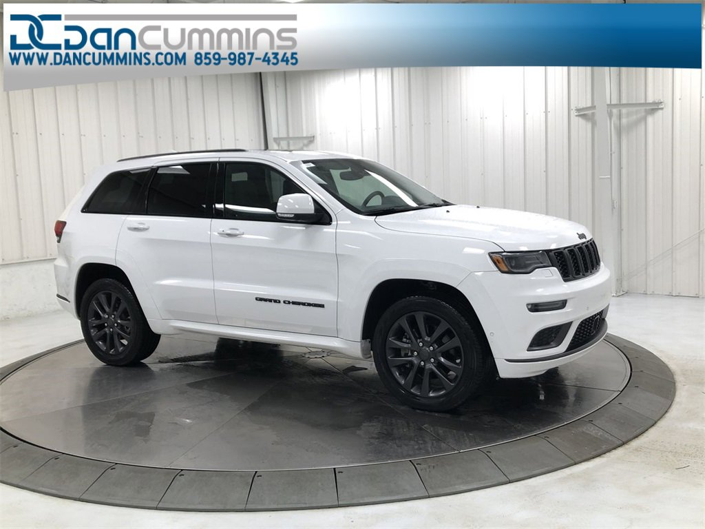 2018 Jeep Grand Cherokee High Altitude image