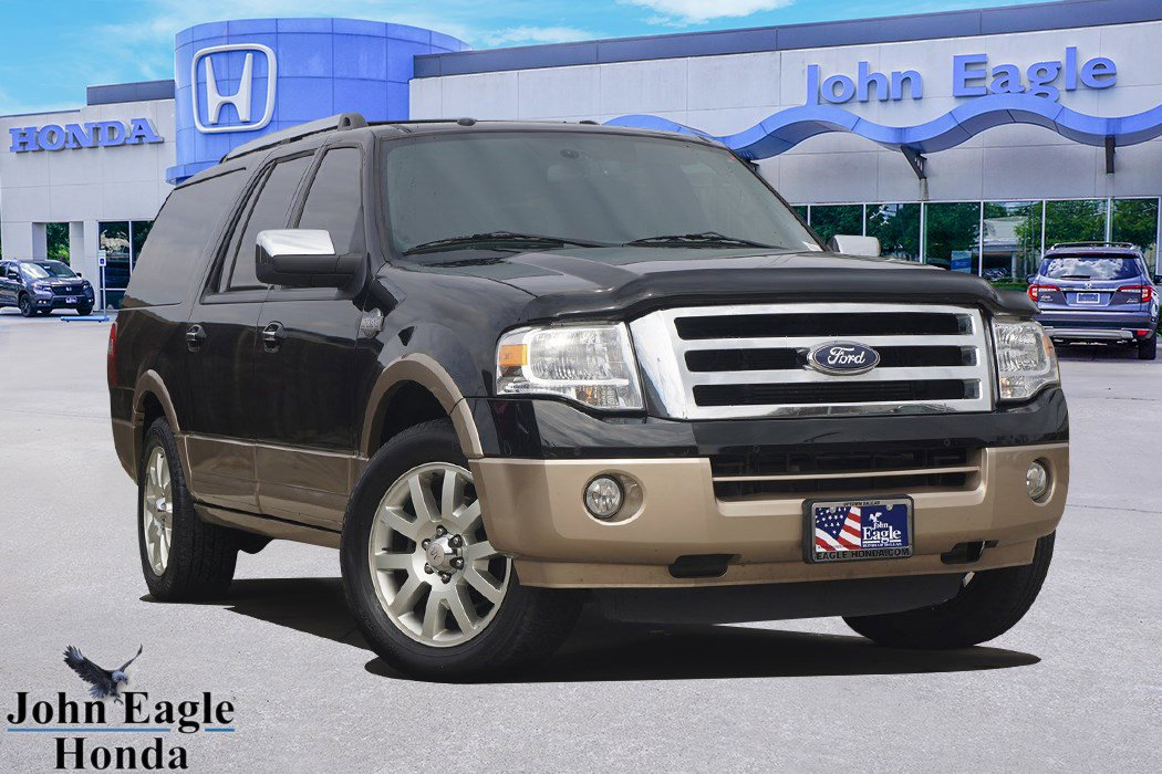 2014 Ford Expedition EL King Ranch image