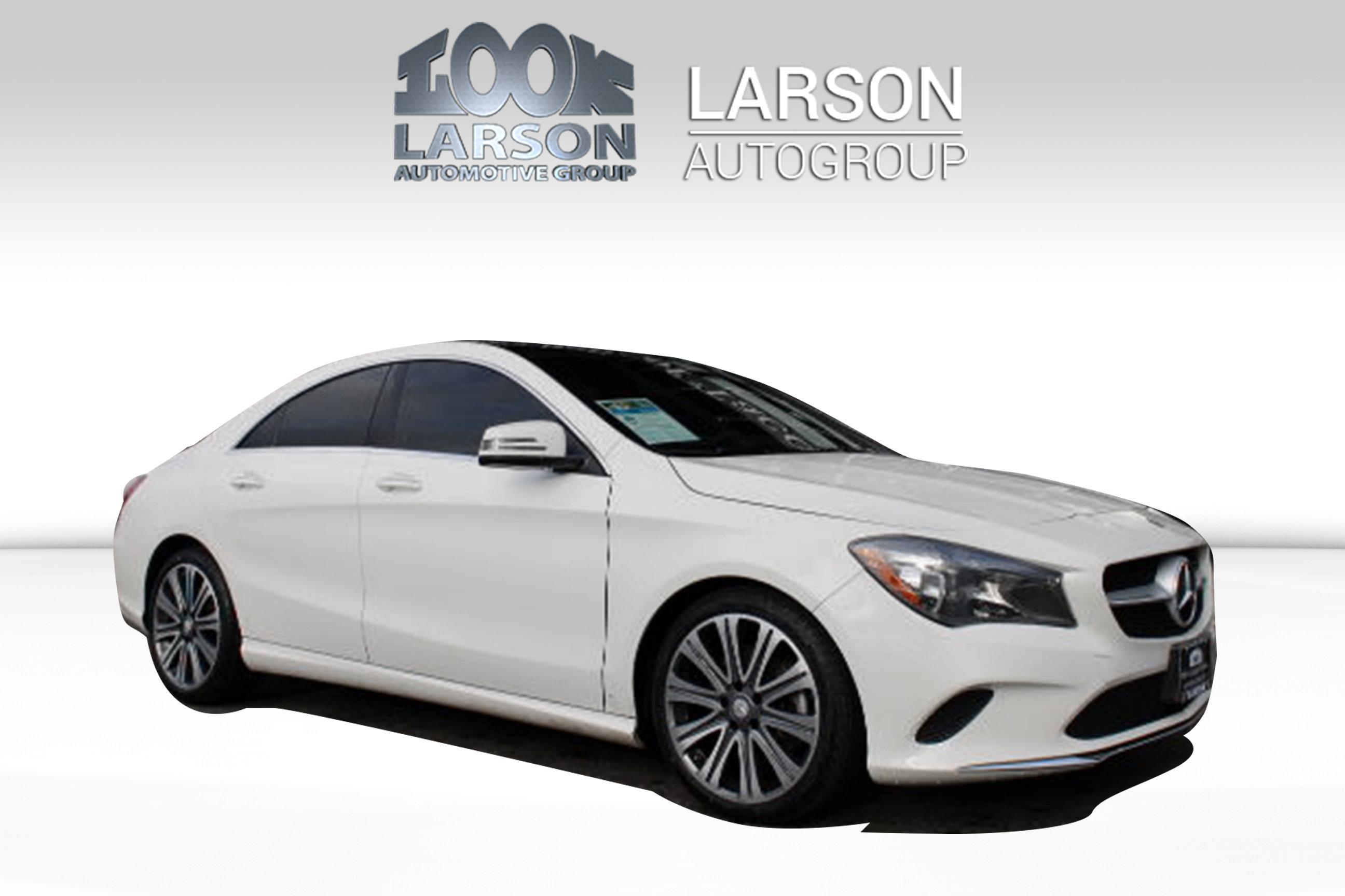 Mercedes-Benz CLA 250 Under 500 Dollars Down