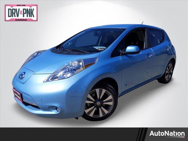 2015 Nissan Leaf SL image
