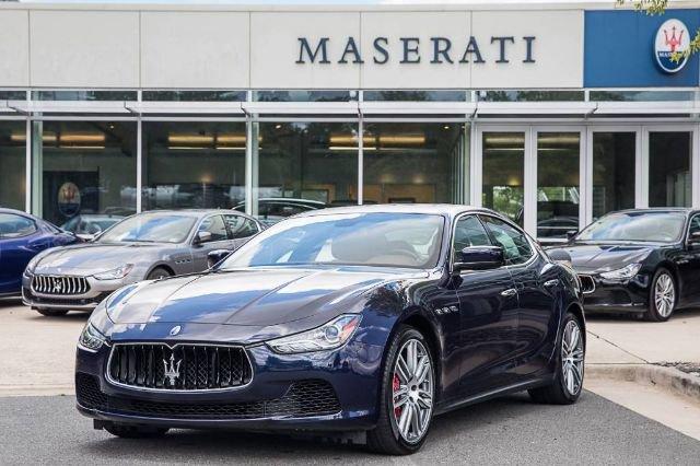 2016 Maserati Ghibli S image