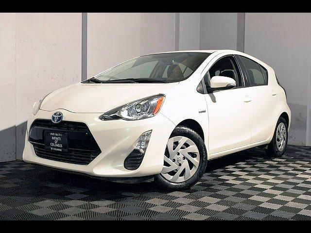 2016 Toyota Prius C Two image