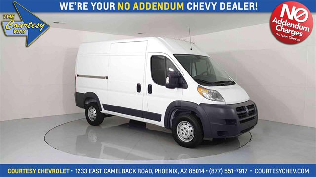 2014 RAM ProMaster 2500 136 High Roof image