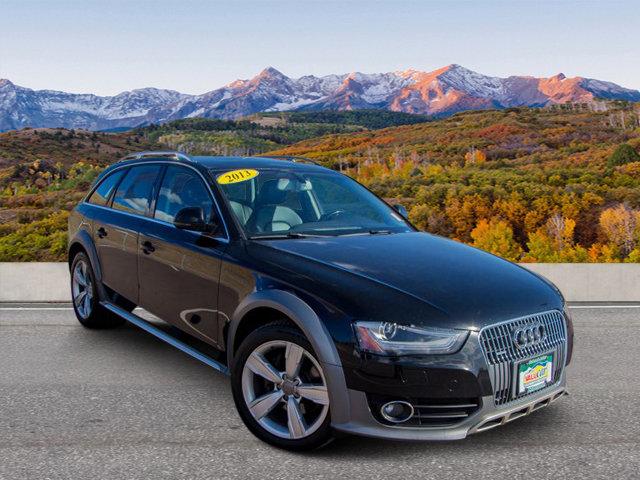 2013 Audi allroad Premium Plus image