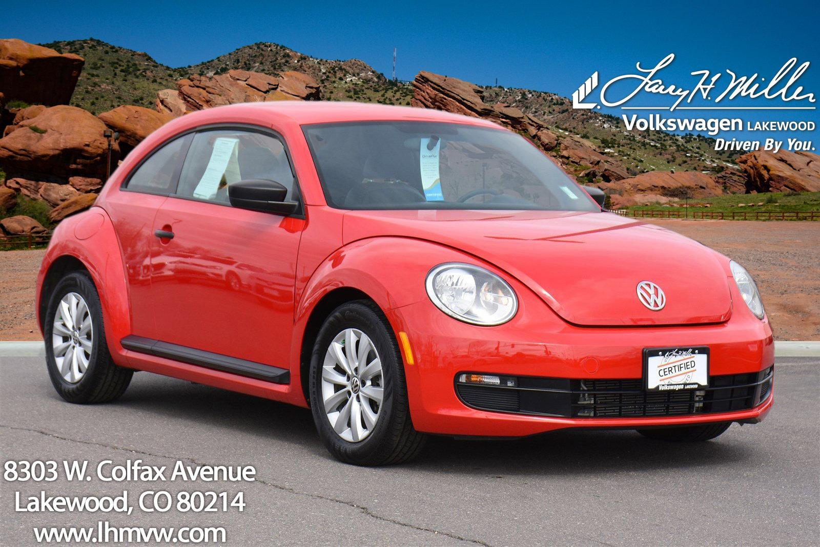 2015 Volkswagen Beetle 1.8T Coupe image