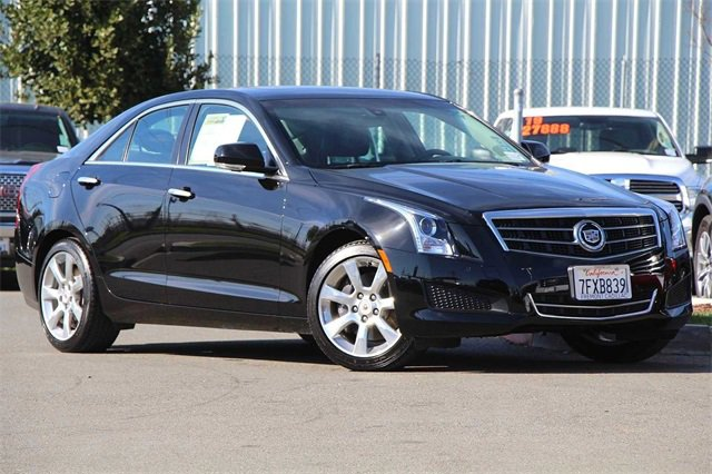 2014 Cadillac ATS 2.0T Luxury Sedan image