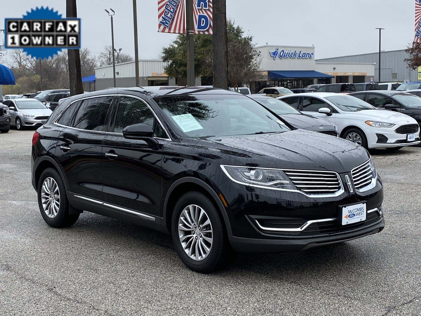 2017 Lincoln MKX FWD Select image